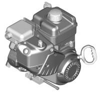 Motor Schneefräse