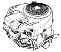 Motor Rasentraktor