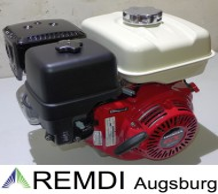 Honda Industrie Motor ca. 8 PS(HP) (früher 9 PS) GX270 Serie Welle 25,4/88,5 mm