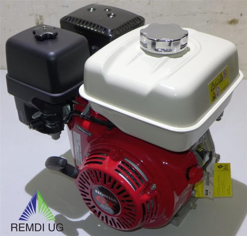 Honda Industrie Motor ca HP früher 9 PS GX270 Serie Welle 25//63 mm 8 PS