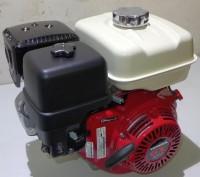 Honda Industrie Motor ca. 8 PS(HP) (früher 9 PS) GX270 Serie Welle 25/63 mm