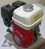 Honda Industrie Motor ca. 4,8 PS(HP) (früher 5,5 PS) GX160 Serie Welle 20/53 mm