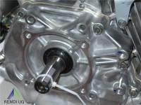 Honda Industrie Motor ca. 11 PS(HP) (früher 13 PS) GX390 Serie Welle 25/63 mm E-Start