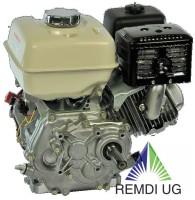 Honda Motor ca. 8 PS(HP) (früher 9 PS) GX270 Serie Welle 25,4/80 mm mit Getriebe 6:1