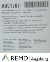 JOHN DEERE Wartungskit f. Kundendienst AUC17071 (LG260) X740 X748 X750 X758 X950R