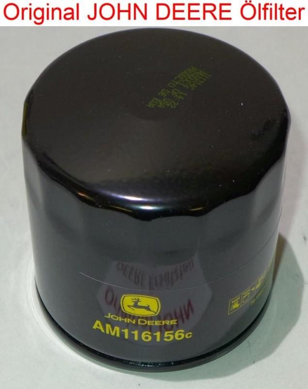 Getriebeoelfilter JOHN DEERE AM116156 für 455