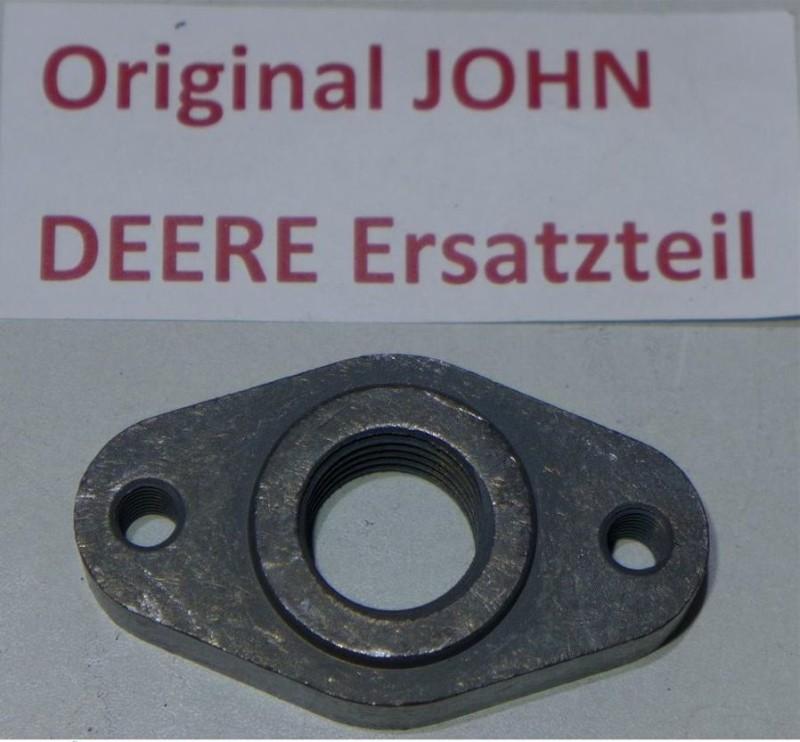 Original JOHN DEERE Flanschmutter M74733