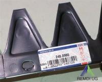 ESM Mähmesser Ersatzmesser Balkenmäher 107 cm 248 0980