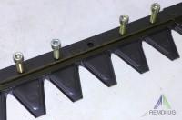 ESM Mähmesser Ersatzmesser Balkenmäher 107 cm 249 0800
