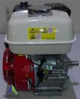 Honda Industrie Motor ca. 5,5 PS(HP) (früher 6,5 PS) GX200 Serie Welle 20/53 mm