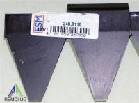 ESM Mähmesser Ersatzmesser Balkenmäher 97 cm 248 0110