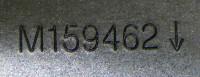 Original JOHN DEERE Mulch Messer-Satz 107 cm Mulchmähwerk AM140332