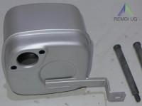 Auspuff Briggs & Stratton für 1-Zylinder OHV Motor mit 344 ccm 796000