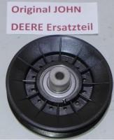 Original JOHN DEERE Spannrolle AUC11238, AM138080