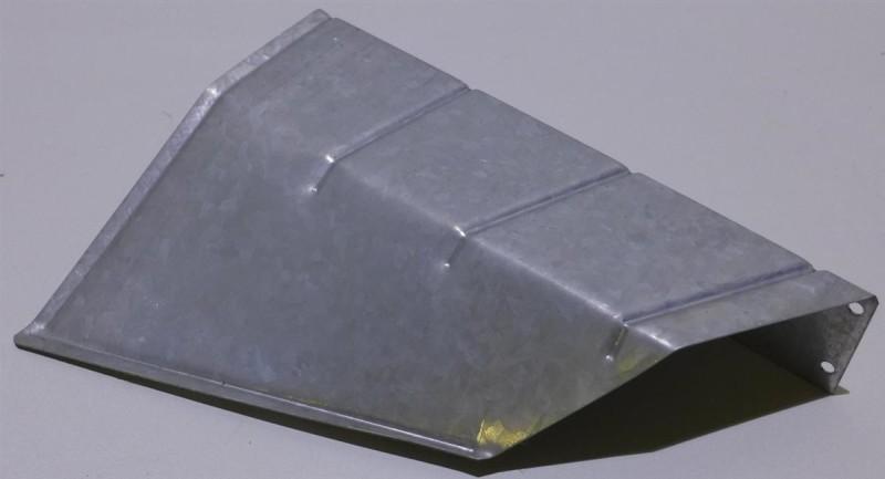 Leitblech 55 cm Schnittbreite 423.40.920