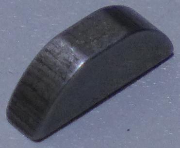 Halbmondkeil für Motorwelle Rasenmäher mit 22,2 mm Welle 26H10