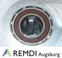 Elektromagnetkupplung für Rasentraktor Honda 80186-VK1-003