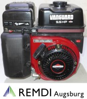 Briggs & Stratton Motor 5,5 PS(HP) Vanguard Welle konisch