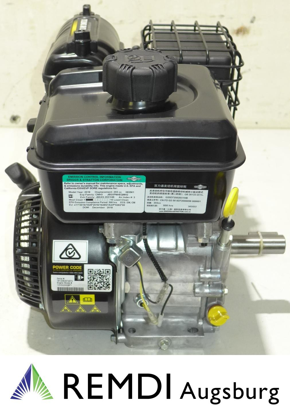 Briggs And Stratton 6 5 hp Engine Manual