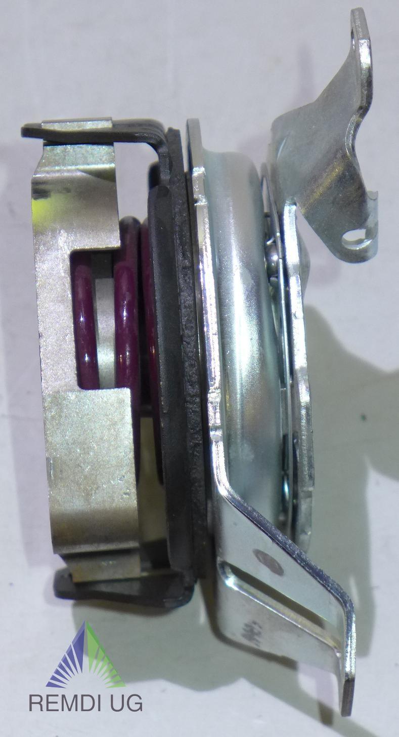 Warner Messerkupplung mit Bremse für Rasenmäher 591518