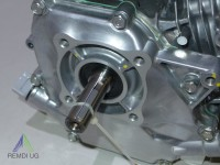 Honda Industrie Motor ca. 3,5 PS(HP) (früher 4 PS) GX120 Serie Welle 18/53 mm verstärkt