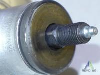 Original JOHN DEERE Messerwelle komplett AM137483