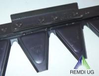 ESM Mähmesser Ersatzmesser Balkenmäher 102 cm 248 1970