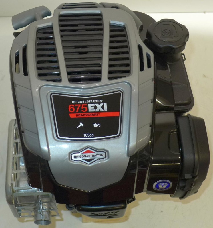 Rasenmäher Motor Briggs & Stratton ca. 5,5 PS(HP) 675EXi Serie Welle 25/80