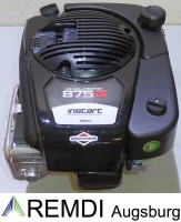 Rasenmäher Motor Briggs & Stratton ca 6,5 PS(HP) 875IS E-Start Welle 22/80