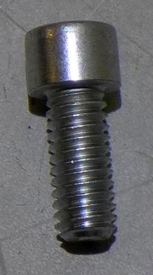 """Original JOHN DEERE Schraube 5/16"""" Zoll UNC 18 Gang Länge 19 mm (3/4 Zoll) GX10440"""