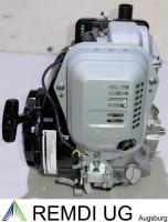 Honda Industrie Motor ca. 3,6 PS(HP) (früher 4 PS) GXR120 Serie Welle konisch
