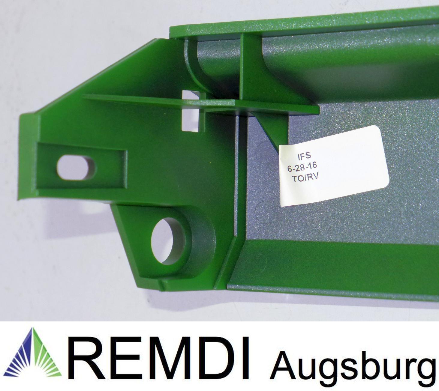 Staubmanschette 36x16mm mit Halteringen für John Deere