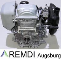 Honda Industrie Motor ca. 2,8 PS(HP) (früher 3,2 PS) GX100 Serie Welle konisch