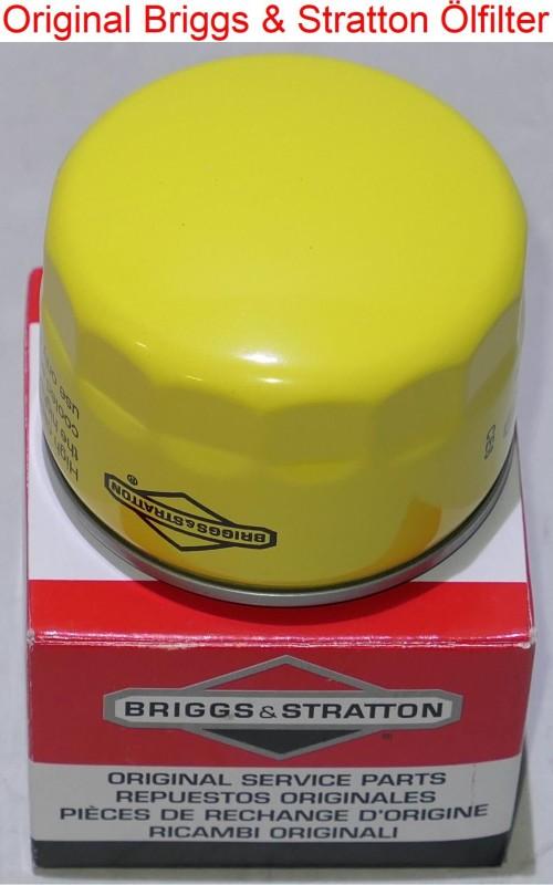 Original Briggs & Stratton Ölfilter 696854