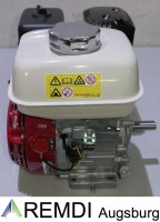 Honda Industrie Motor ca. 3,5 PS(HP) (früher 4 PS) GX120 Serie Welle 19/62 mm