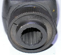 Original JOHN DEERE Gelenkwellengabel AM100862