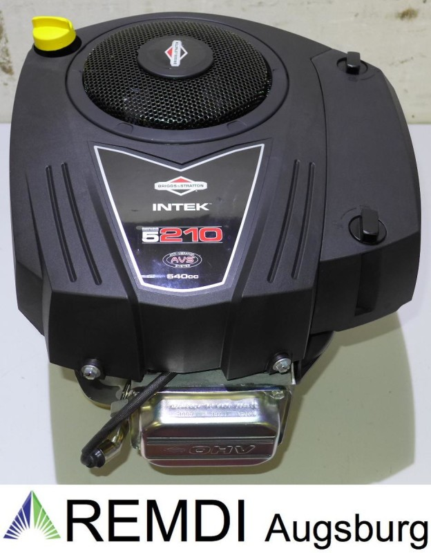 Briggs & Stratton Rasentraktor Motor INTEK 5210 (21 HP) E-Start
