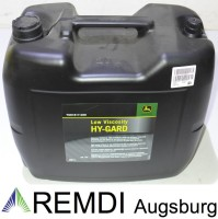 JOHN DEERE HY-Gard Low Viscosity Getriebeöl 20 Ltr....