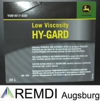 JOHN DEERE HY-Gard Low Viscosity Getriebeöl 20 Ltr. YU81817-020