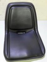 Fahrersitz, Sitzschale für Aufsitzmäher, Rasentraktor, Minibagger, Gabelstapler, Staplersitz