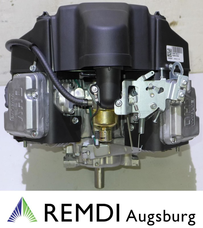 Kawasaki 2-Zylinder Motor 17 PS (HP) FS Serie E-Start Welle 25,4/80