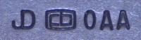 Original JOHN DEERE Standard Messer-Satz 97 cm Seitenauswurf M82408