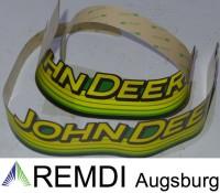 Original JOHN DEERE Aufkleber Aufkleber-Satz AM131667