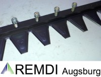 ESM Schwinghebelbalken Mähmesser Ersatzmesser Balkenmäher 102 cm 251 0760