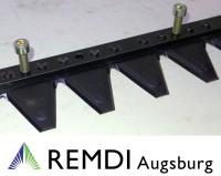 ESM Mähmesser Ersatzmesser Balkenmäher 142 cm 250 0210