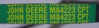 Original JOHN DEERE Keilriemen M84223