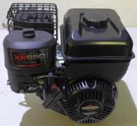 Briggs & Stratton Motor ca. 4 PS(HP) XR550 mit Getriebe 6:1 Welle 19,05/50 mm