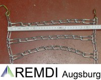 Schneeketten 23x6.50-12 (23x6.50-12) Profi Ausführung Gliederstärke 4,5mm