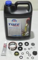 Dichtsatz mit Öl für JOHN DEERE Getriebe X300R  X305R  X350R