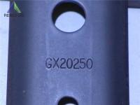 Original JOHN DEERE Messer-Satz Seitenauswurf 122 cm GX20250, L120, L130